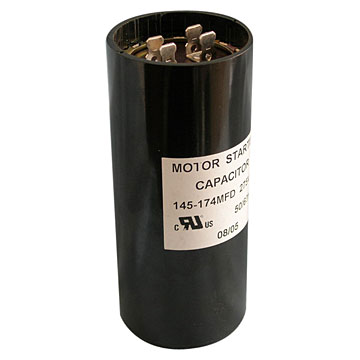 Capacitores - Motor Start Capacitor