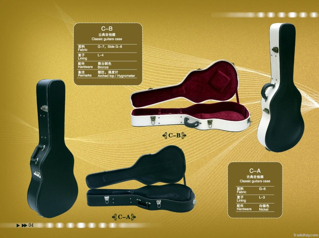 classic Guitars Case