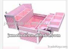 Fashion Aluminum Cosmetic Case
