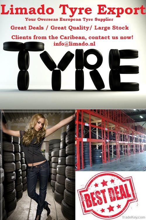 used tyres in germany