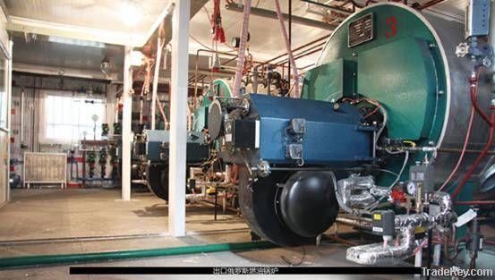 Gas/Oil Fired Boiler