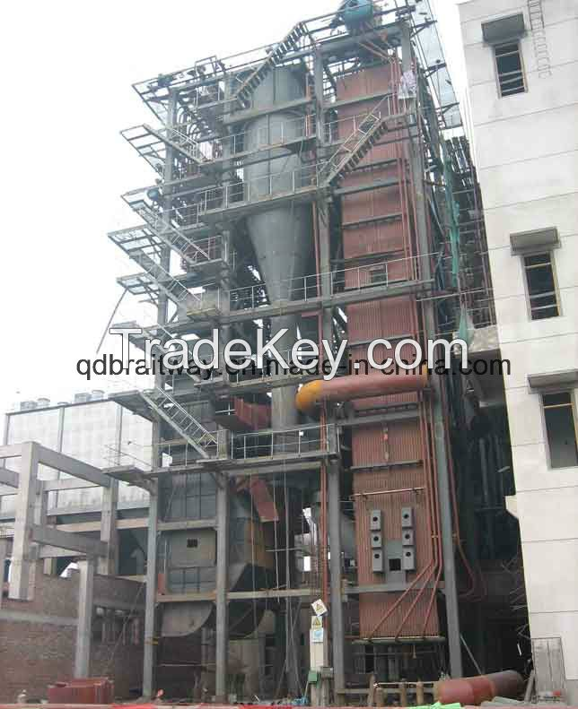 CFB (Circulating Fluidized Bed Boiler 15-50t/h)
