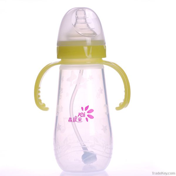 silicone baby milk botter