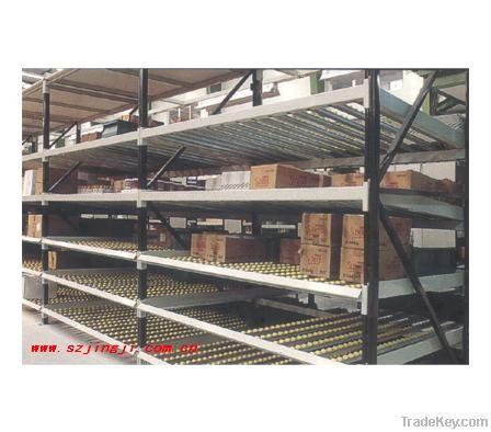 Mezzanine Warehouse Shelves (JJ-HJ07)