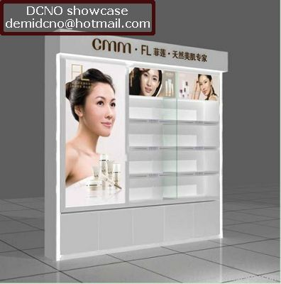 Cosmetic wall cabinet
