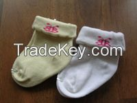 baby's cotton socks