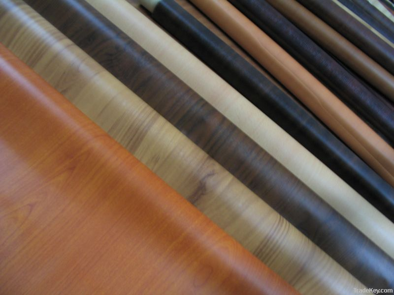 PVC wood grain sheet