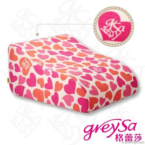 Leg Wedge Pillow-Heart