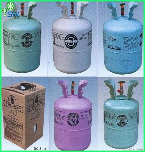 car air conditioner refrigerant gas R134a