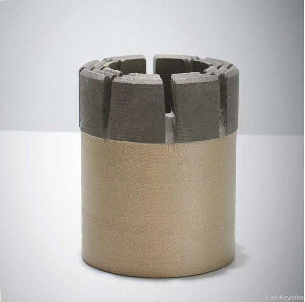 BQ, NQ, HQ, PQ diamond core drilling bits