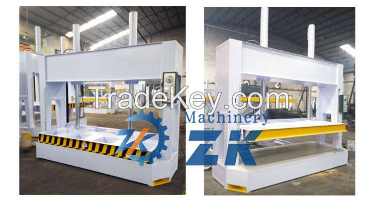 ZK Hot Sell Wood Press Machine MH3248X50