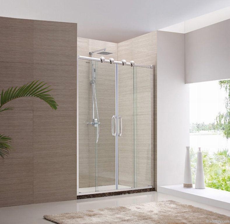 Double Sliding Bath Doors-0186
