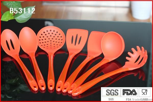 Durable silicone spatulas