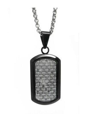 Stainless steel pendant