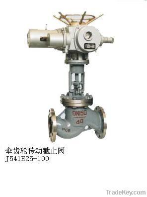 API globe valve with stainless steel