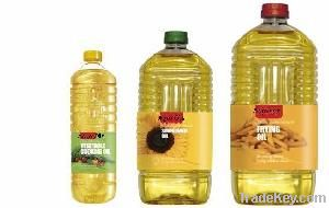 refined sunflower cooking  oil
