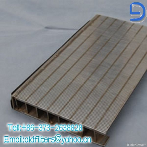 stainless steel water well screen from china