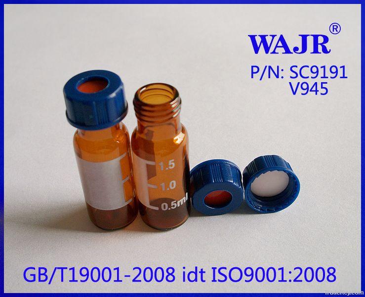 2ml autosampler vials HPLC viials GC vials chromatograph vials