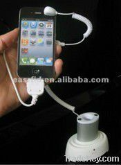 Desktop Cell phone/Mobile phone security display holder with alarm
