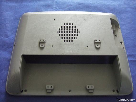 Aluminum die casting CNC machining parts for electronic part