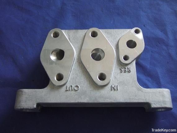 Aluminum Die Casting Parts For Train