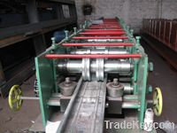 Hot selling C80-300/Z120-300 purlin interchangeable roll forming machi