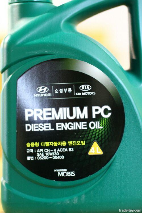 Lubricants Oils for Korean cars
