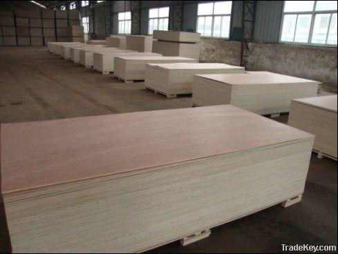 High-quality okoume plywood