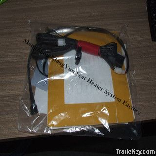 Universal seat heated cover heationg pads seat heater