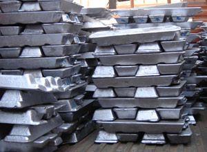 Aluminum Ingots P1020