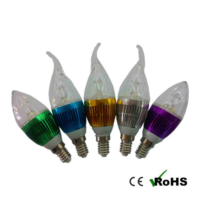 LED Bulb With CE UL SAA (3W/ 5W/ 7W)