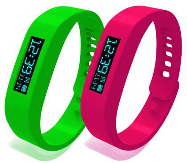 2014 Latest G-senor Smart Bluetooth Fitness Bracelet With Sport Management