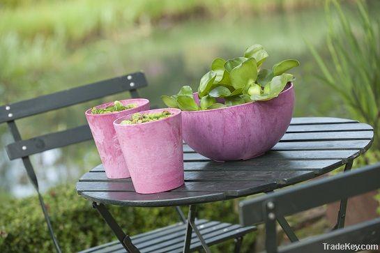 Natural Inspired Plant Pot