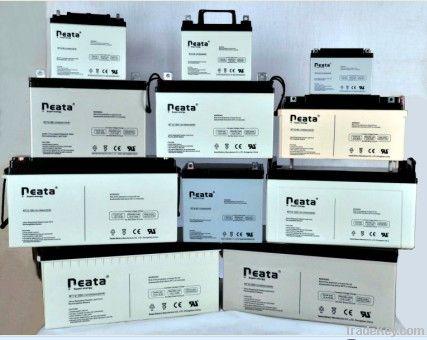 UPS Lead Acid Battery 12V100ah (ISO, CE, UL, RoHS)