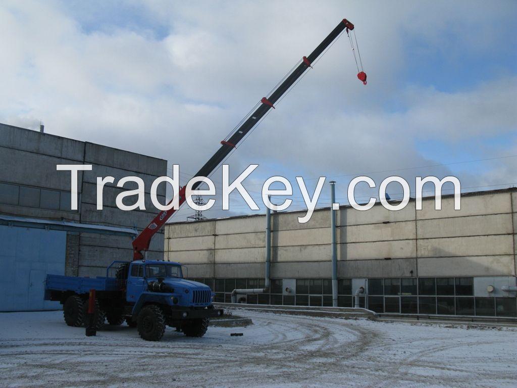 CSS Telescopic Boom Crane