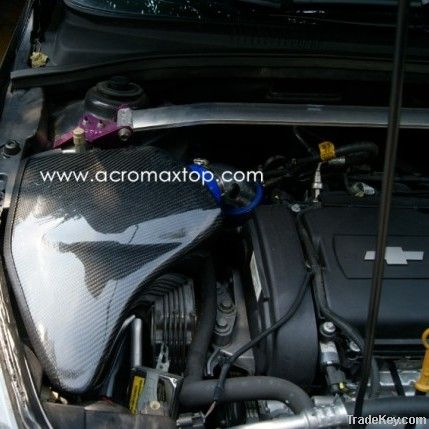 Carbon Fiber Heat Shield Air Intake System