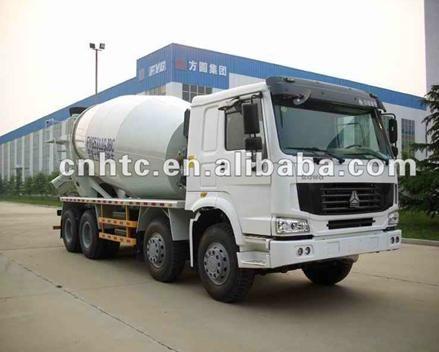 howo cement truck--concrete mixers