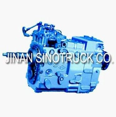 Auto Spare Parts:Howo Gear-Box ZF, Parts OEM:2159003019