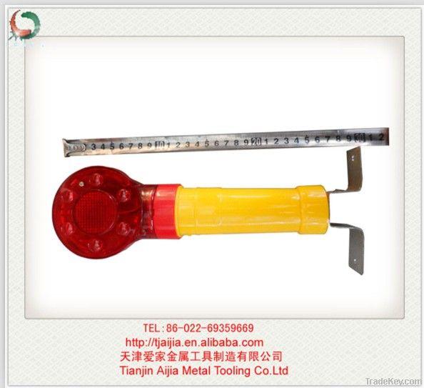12 V battery portable led traffic light