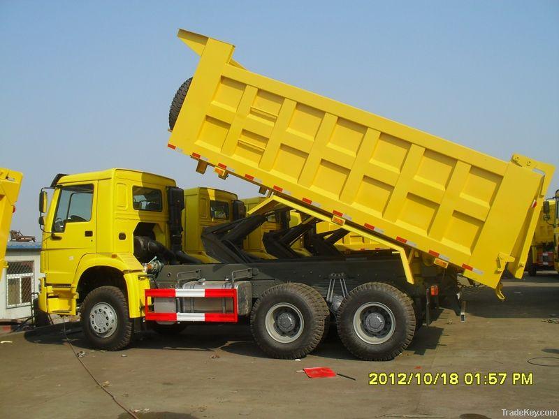 hot sale SINOTRUK  6x4 dump truck