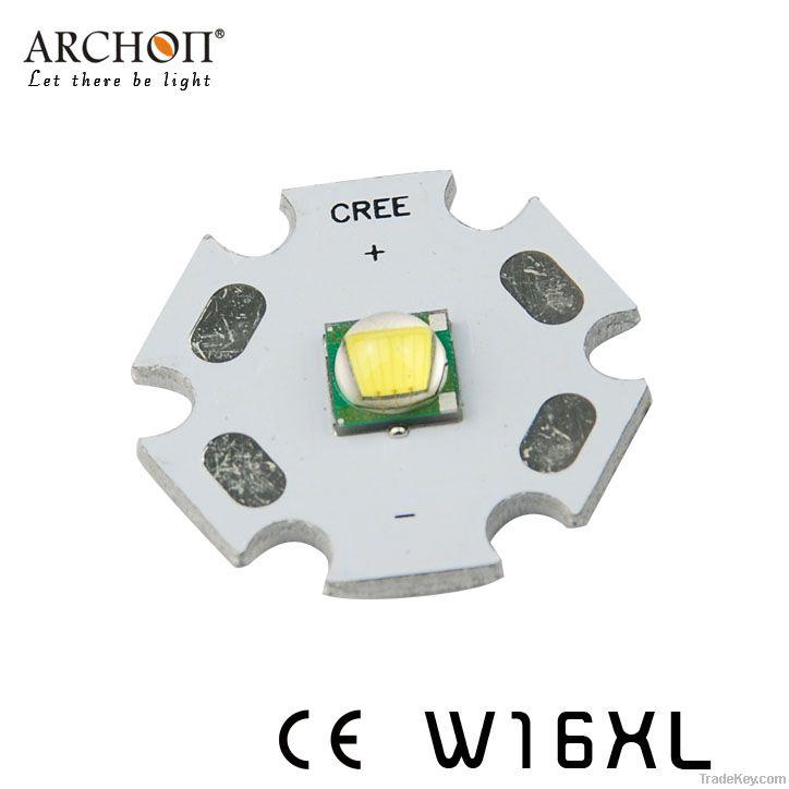 CREE Xm-L U2 860 lumens Dive Torch waterproof 100 m