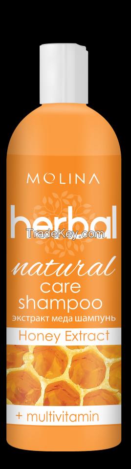 Molina Herbal Serie Honey Extract Shampoo