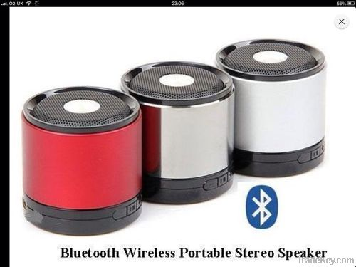 Bluetooth Mini Speaker Wireless Loudspeaker For HiFi MP3 MP4 Player