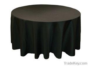 decorative round table cloth