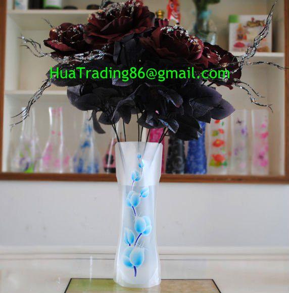 Folding flower vase, Easy vase