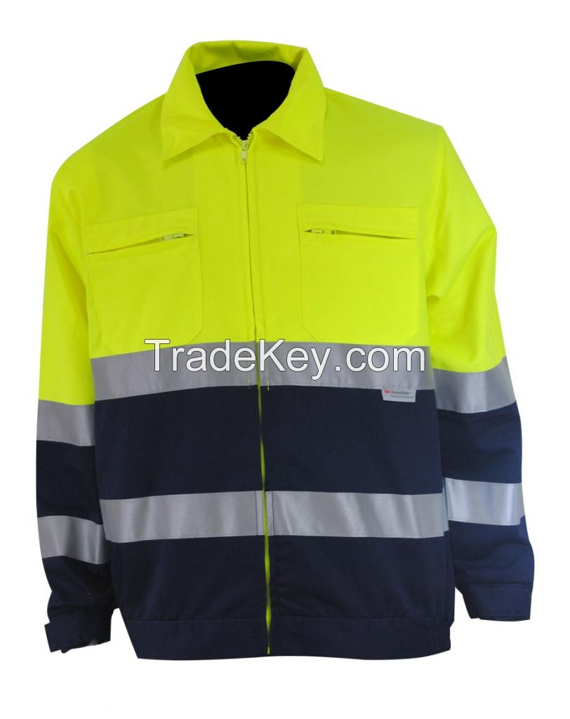 High Visibility Working Jacket