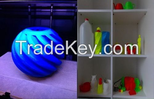 large size  prototype 3D printer, digital 3D modeling printer