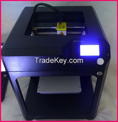 high precision 3D printer, prototyping modeling 3D printer 200*200*230mm