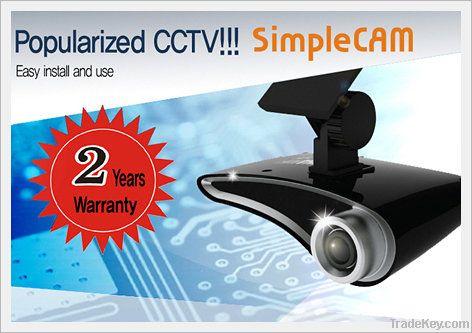 DIY Type Security Camera SimpleCAM