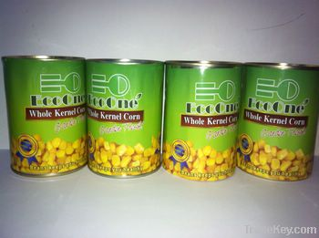 Canned Sweet Corn/Canned Food/Canned Grain/Canned Beans